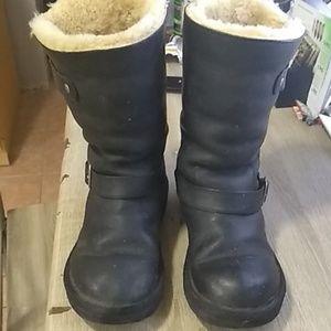 348cf2a8993f1 Women s White Ugg Fur Boots on Poshmark
